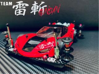 MSライキリ TEAM雷斬